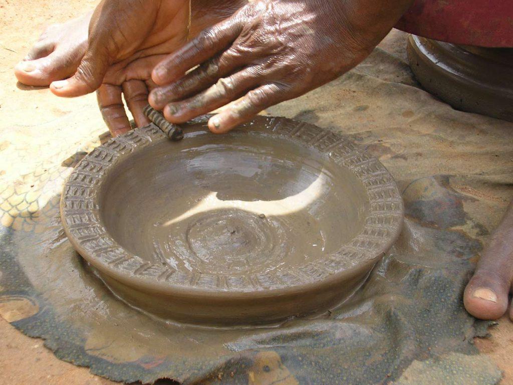 poterie au Bénin