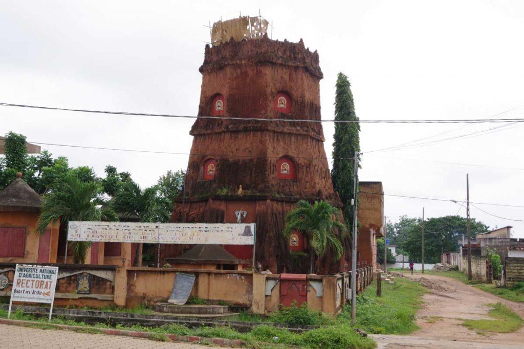 Temple Abessan