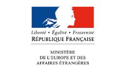 logo ministère de l'europe