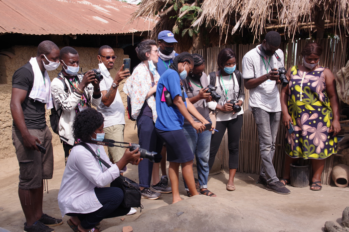 formation photo et vidéo projet union européenne