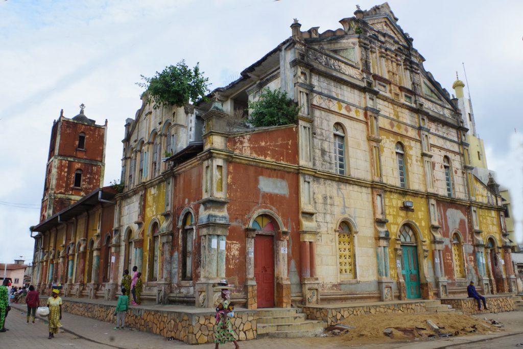 mosquée afro-brésilienne