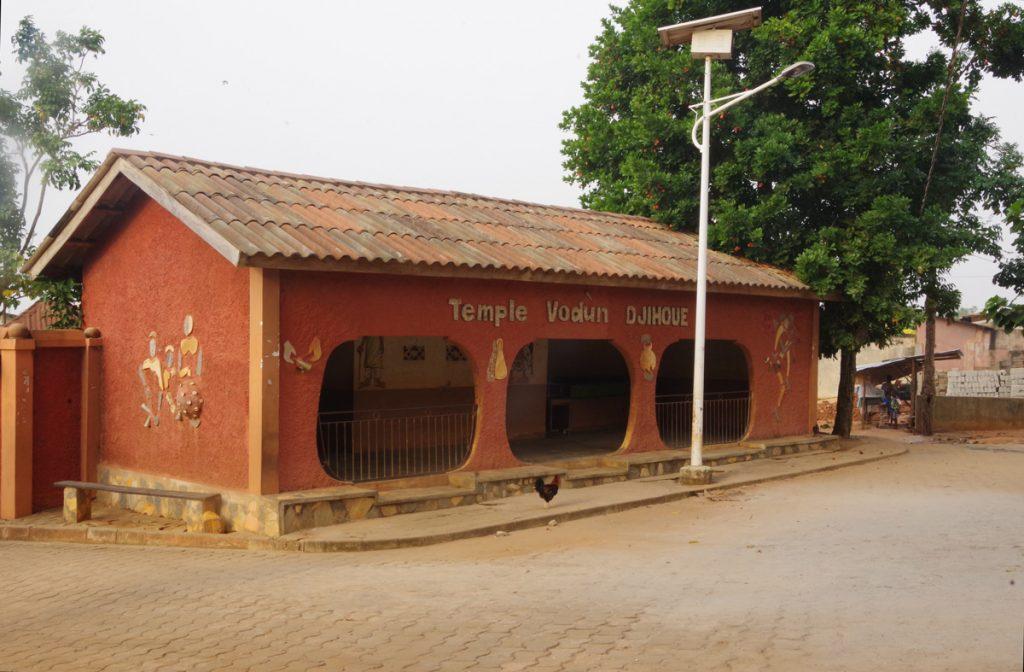 Place Vodun Adjina