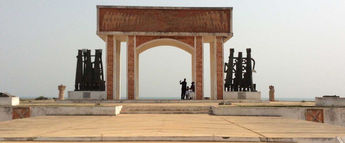 Ouidah, porte du non retour